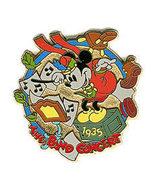 Disney Mickey Mouse Bandleader dated 1935 Pin/Pins - $19.98