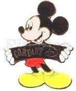 Disney Mickey  Mouse Company D Cast member only  pin/pi - $23.93