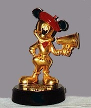 Disney Mickey Mouse in Gold Hollywood Pewter - $293.77