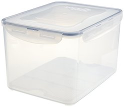 Lock & Lock, No BPA, Water Air Tight Lid, Food Container with Tray, 9-liter, 304 - $47.51