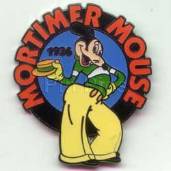 Disney Mickey Mouse Mortimer Mouse dated 1936  Pin/Pins
