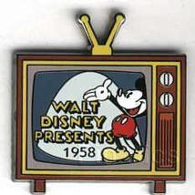 Disney Mickey Mouse dated 1958 full body Pin/Pins - $14.35
