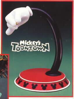 Disney Mickey Mouse rare  ornament  holder