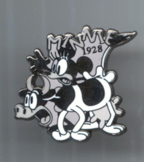 Disney  Minnie Mouse Clarabelle Cow 100 yr Pin/Pins