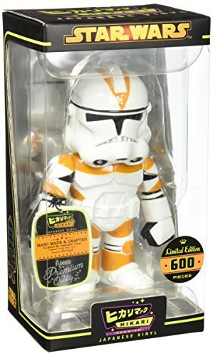 Star Wars Clone Trooper Utapau Premium Hikari Figure Entertainment Earth Ltd Ed
