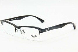 544cf213fd4f NEW RAY-BAN RB 7014 2000 BLACK EYEGLASSES AUTHENTIC FRAME RX RB7014 52-18
