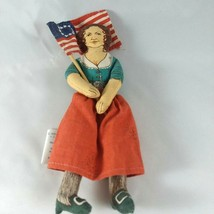 Vintage Hallmark Molly Pitcher Famous American Series 1 1979 Euc - $13.06