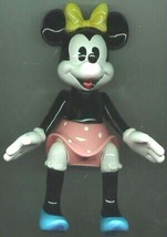 Disney Minnie Mouse Music Box Schmid Moveable - $86.38
