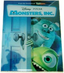 Disney  Monster's Inc  Never Sold Pin/Pins