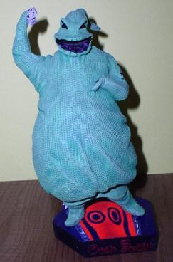 Disney Nightmare Be4 Christmas oggie boogie bobble head