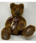 "GUND SIGNATURE TEDDY BEAR ""BEARBUSHKA"" L.E No 100/500 LARGE Jointed 25"" ... - $94.99"