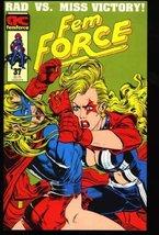 AC Comics Femforce (Fem Force) #37 [Comic] Bill Black - $7.86