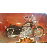 Harley Davidson Series 3 diecast sportes custom anniversary Black  - $12.98