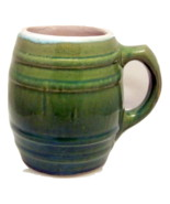 Mccoy green barrel mug 2 thumbtall