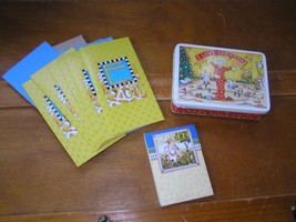 Lot of Mary Engelbreit Small Cards Note Tablet and I LOVE CHRISTMAS Small  - $7.69