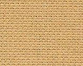 Beige 18ct Aida 15x18 Charles Craft Classic Reserve cross stitch fabric - $5.00