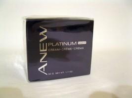 Avon Anew Platinum Night Cream 1.7oz Full Size - $27.00