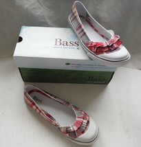 Girls Shoes for kids 6434 604 Plaid Red Pattern... - $14.80
