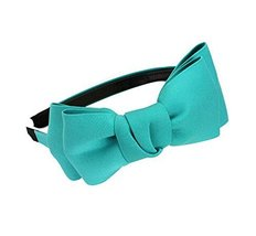 Elegant Headband Fashion Hairband/Headwrap Hair Accessories, Bright Green