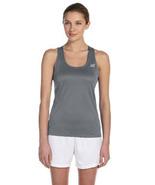 Gravel Gray M N9138L New Balance Ladies Tempo Running Singlet fitness - $8.18