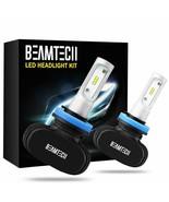 BEAMTECH H11 LED Headlight Bulb, 50W 6500K 8000Lumens Extremely Brigh H8... - £36.03 GBP+