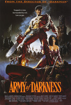 ARMY OF DARKNESS - CLASSIC MOVIE POSTER 24x36   Bruce Campbell   Embeth ... - $23.00