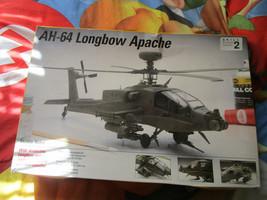 Ah-64 Longbow Apache Model Kit 1/48 Scale - $3.99