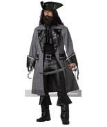 California Kostüme Blackbeard The Pirate Adult Herren Halloween Kostüm 01131 - $50.75 - $51.32