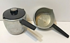 Antique 1950's Aluminum Butter Melter and Syrup Warmer - $23.49