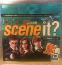 Harry Potter Scene It 2nd Edition DVD Board Game TIN Case 2007 - $11.14