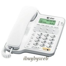 At&T CL2909 Corded Phone w/ Caller Id & Speakerphone No Ac Power Needed - $30.95