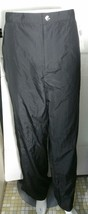 Polo Ralph Lauren Warm Up Pants Black Rain Sweat Workout Extra Large XL NWT - $22.76
