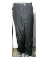 Polo Ralph Lauren Warm Up Pants Black Rain Sweat Workout Extra Large XL NWT - $22.76