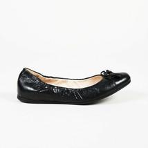 Prada Leather Cap Toe Ballet Flats SZ 41 - $105.00