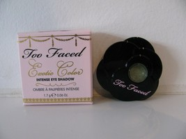 Too Faced Exotic Color Intense Eye Shadow Nice Stems! NIB - $7.19