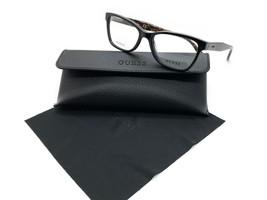 Guess Brown Eyeglasses Frame Remove Demo lenses for RX GU2647 V 001 51MM - $33.83