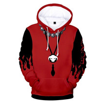 One Piece Anime Fire Fist Portgas D Ace Costume Pullover Hoodie Sweatshirt - $37.99