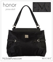 Authentic MICHE NEW Honor PRIMA Shell Black - $40.92