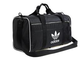 adidas Adi-Color Duffle Gym Bag Backpack Unisex Large Bag AC Black Socce... - $83.61