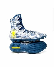 Under Armour Highlight MC Cleats Honor Courage Camo1289771 437 Men's Var... - $49.59
