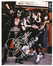 "Gene Simmons Signed Autographed ""KISS"" Glossy 8x10 Photo - COA Matching Hologram - $148.49"