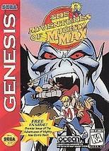 Adventures of Mighty Max (Sega Genesis, 1994) CART ONLY - $5.91