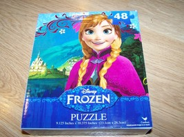 Disney Frozen Princess Anna 48 Piece Puzzle New in Box - $8.00