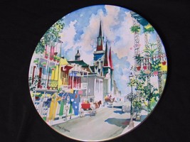 Vintage 1976 ROYAL DOULTON Made England Dong Kingman New Orleans French Quarter - $23.00