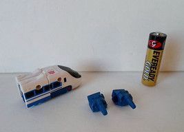 Transformers G1 Railbots Micro Masters R API D Run 100% Complete Hasbro!! - $14.99