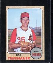 1968 TOPPS #269 BOB TIEFENAUER EXMT *C12168  - $1.98