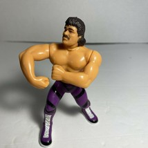 "WWF Ravishing Rick Rude Hasbro 4.5"" Wrestling wwe Figure LJN Titan - $39.98"