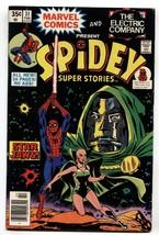 Spidey Super Stories #31-Star Wars cover-Spider-Man  fn - $44.14