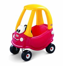 ORIGINAL 4 Wheel Little Tikes Cozy Coupe Car for Small Kids 18 months - ... - $75.46
