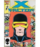 X-Factor Comic Book #10 Marvel Comics 1986 VERY FINE+ NEW UNREAD - $3.50